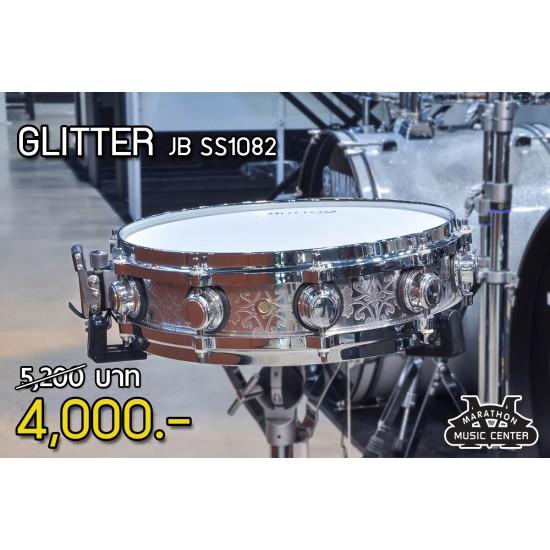 กลองสแนร์เดี่ยว Gliter JBSS1082