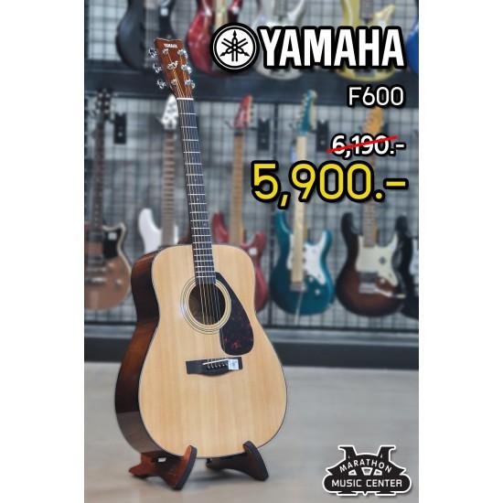YAMAHA F600